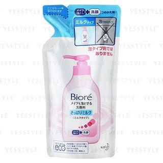 Kao - Biore Makeup Removal Facial Cleansing Milk (Refill) 180ml 1057542343