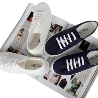 Buy NamuDDalgi Lace-Up Sneakers 1023013002