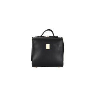 Metal-Accent Square Handbag 1049708289