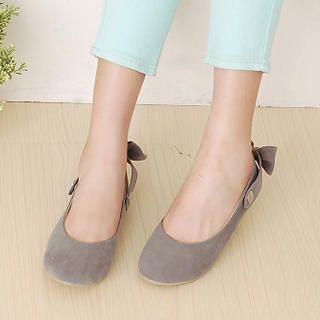 Buy KAWO Bow-Accent Flats 1022916980