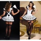 Maid Lingerie Costume 1596