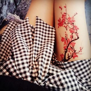 Waterproof   Temporary   Tattoo   Sheet