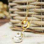 Teapot&Mug Necklace Set 1596