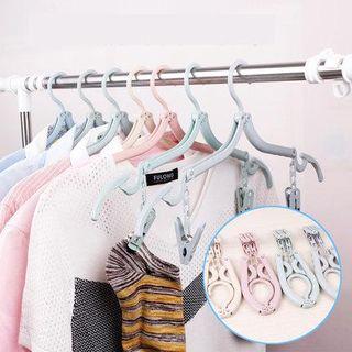 Foldable Clothes Hanger 1061454971