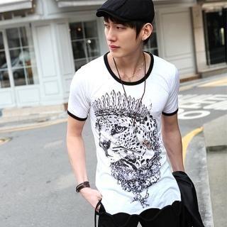 Buy Groove9 Printed Tee Shirt 1022531388