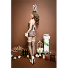 Bunny Girl Lace Lingerie 1596