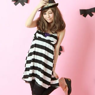 Buy ZOO Striped Sundress 1023014248