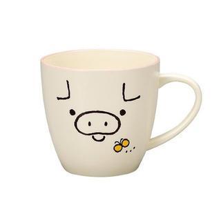 Hakoya Mug Cup Little Pig 1044792414