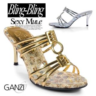 Picture of ganzi Metallic Mules 1022935992 (Other Shoes, ganzi Shoes, Korea Shoes, Womens Shoes, Other Womens Shoes)