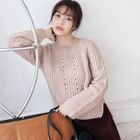 Long-Sleeve Sweater 1596