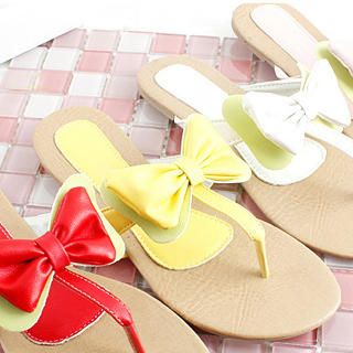 Buy KAWO Bow Thong Sandals 1022759824