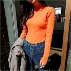 Crew-Neck Ribbed Top 1596