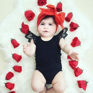 Baby Wing Accent Bodysuit