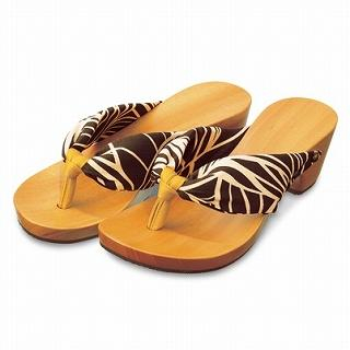 Buy Mizutori Japanese Wooden Geta Sandals 1022543401