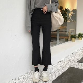 Boot-Cut Pants 1062227196