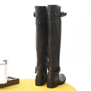 Buy KAWO Buckle-Detail Long Boots 1022774970
