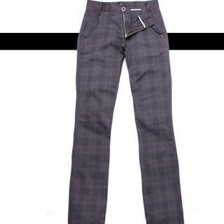 Buy Justyle Check Pants 1022300973