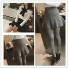 Ruffle Hem Mini Skirt 1596