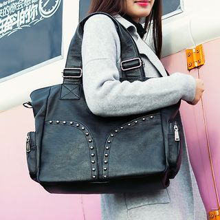 Image of Studded Carryall