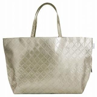 Buy ROOTOTE Quilt-Embossed Tote Bag [ROOTOTE GRANDE - Lustre-A] Gold – One Size 1022395501