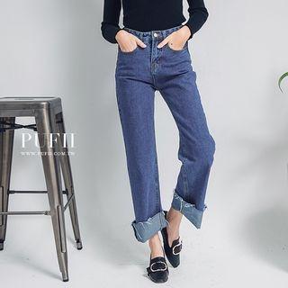 Wide Leg Jeans 1054853518