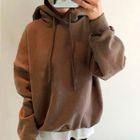 Long-Sleeve Hooded Top 1596