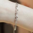 925 Sterling Silver Bracelet 1596