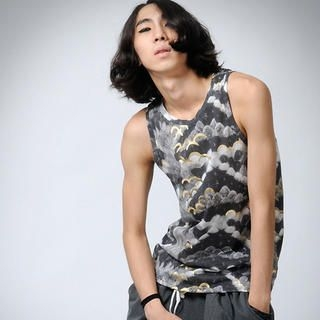 Picture of deepstyle Printed Tank Top 1022886031 (deepstyle, Mens Tees, South Korea)