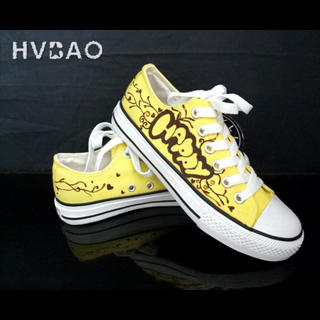 Buy HVBAO HVBAO Happy Sneakers 1016165891