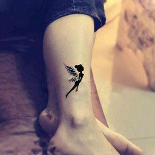 Image of Fairy Waterproof Temporary Tattoo