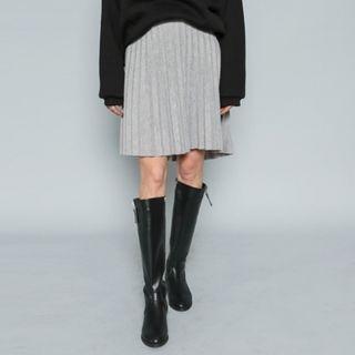 Mini Accordion Pleated Skirt 1055783989