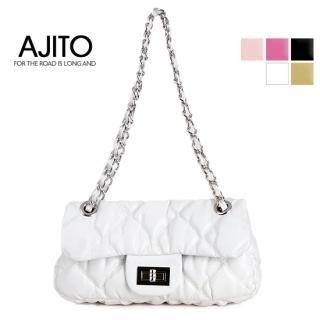 Buy AJITO Quilted Handbag 1022861896