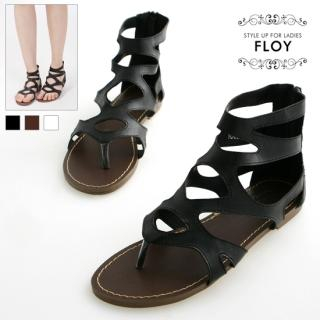 Buy FLOY SHOES Punched Thong Sandals 1023054422