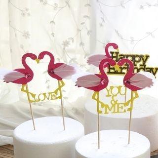 Flamingo Party Props