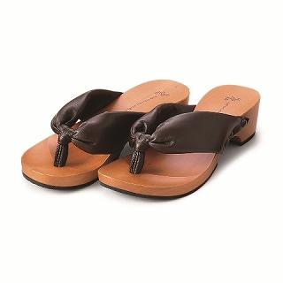 Buy Mizutori Wood Sandals 1019588161