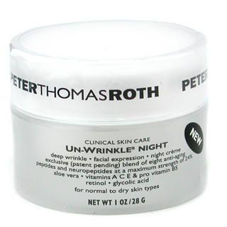 Buy Peter Thomas Roth – Un-Wrinkle Night Cream 28g/1oz