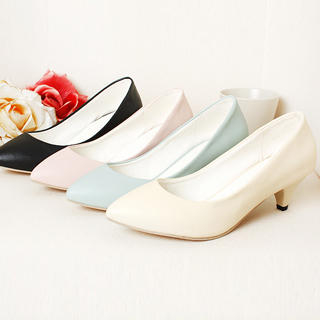 Picture of KAWO Pointy Kitten-Heels 1023017491 (Other Shoes, KAWO Shoes, China Shoes, Womens Shoes, Other Womens Shoes)
