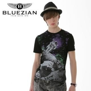 Buy BLUEZIAN Printed Tee Shirt 1022588071