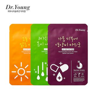 dr-young-combination-3-type-mask-set-3sheets