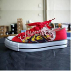 Peking Opera Mask Canvas Sneakers Europe 41 от YesStyle.com INT
