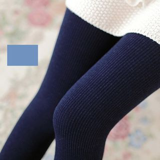 Ribbed Tights 1062542382
