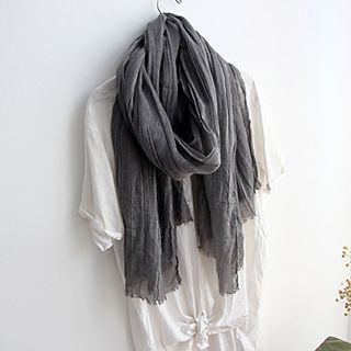 linen-blend-perforated-scarf