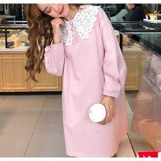 Long-sleeve | Babydoll | Dress | Lace