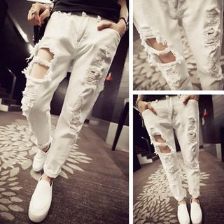 Distressed Jeans 1054274856