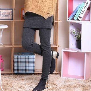 maternity-inset-skirt-leggings