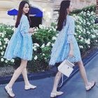 Maternity Lace A-Line Dress 1596
