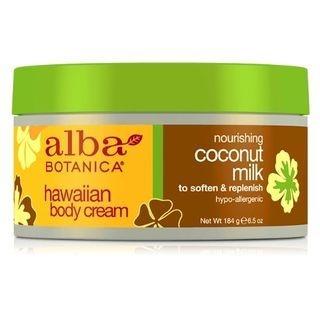 Alba Botanica - Coconut Milk Body Cream 6.5 oz 6.5oz / 184g 1066752578