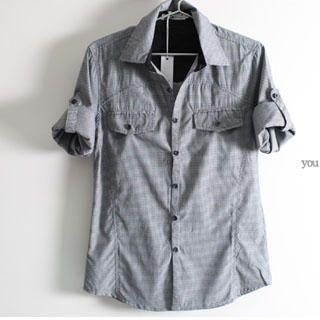 Picture of SERUSH Check Shirt 1022556186 (SERUSH, Mens Tees, Taiwan)