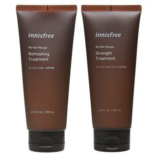 Innisfree - My Hair Recipe Treatment (4 Types) 200ml 1596