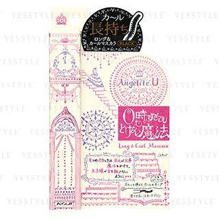Image of Koji - AngeliteU Rush Clock Long & Curl Mascara Black